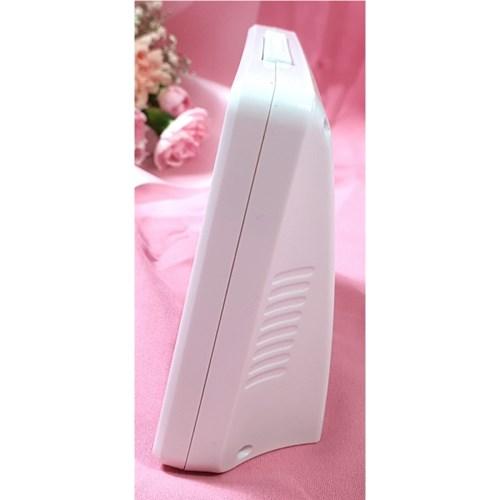 KT515(화이트) 무소음 디지털 탁상시계[무료배송]