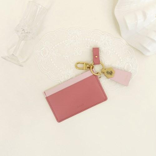 D.LAB Demain car keyring card wallet - 4color [탄생_(1032904)