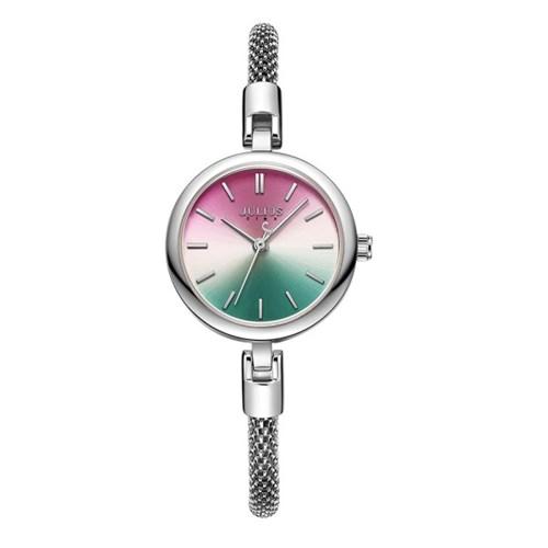 [쥴리어스스타 본사정품] JS-032 여성시계/손목시계/메탈밴드