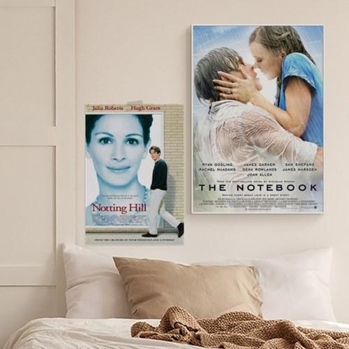 인테리어 인기 영화 아트 포스터 명화 패브릭 20종 B