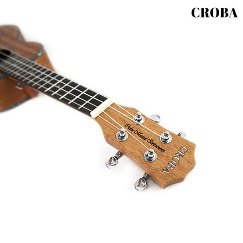 크로바 콘서트 우쿨렐레 CU-50 가방 EQ장착가능
