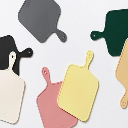 유니크 프라이팬 실리콘 냄비 받침 7color