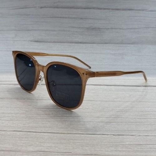 도수없는 가벼운 블랙 베이지 뿔테 패션 선글라스