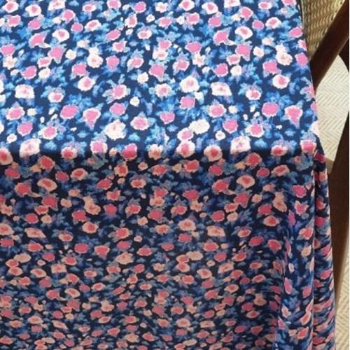 [만옥]갈채 가리개 커텐 m 유니크 빈티지 패턴 식탁보 레트로 커튼