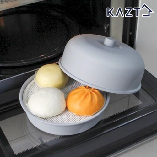 마카롱 전자레인지 호빵 만두 계란찜기 1개
