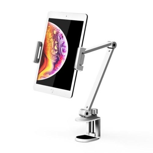 슈퍼암360 알루미늄 모바일스탠드 데스크타입 접이식 다각도높이조절