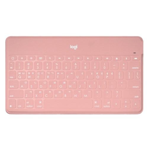 로지텍코리아 Keys-to-go 애플 호환 블루투스 키보드_(823775)