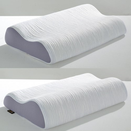 꼬메벨로 기능성 경추 높이조절 낮은 숙면 메모리폼 베개