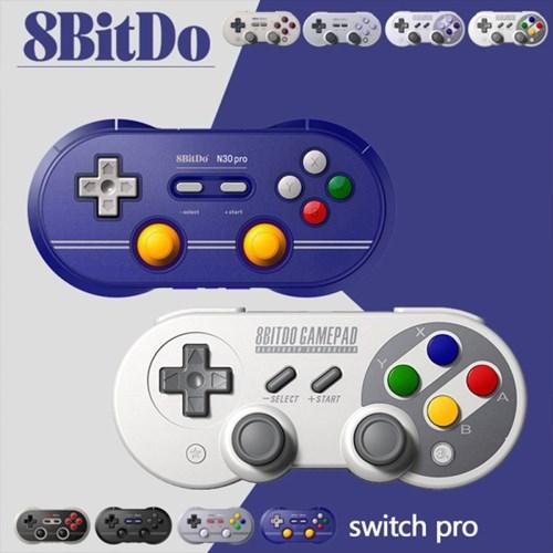 닌텐도 스위치 8BITDO SN30 PRO (SNES색상) 레트로 SFC