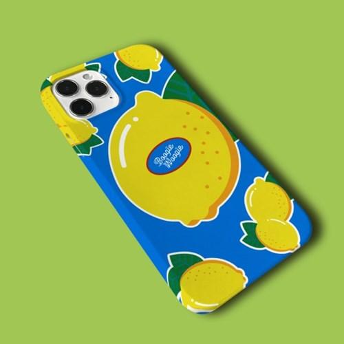 슬림하드 케이스 스마트톡 세트 - 레몬(Lemon)