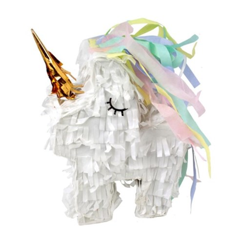 [빛나파티]골드 유광뿔 유니콘 피냐타 Unicorns Pinata TT