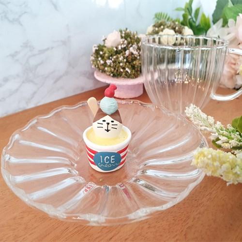앙증맞고 깜찍한 귀여운 소품 아이스크림 데꼴 캐릭터 인테리어 피규