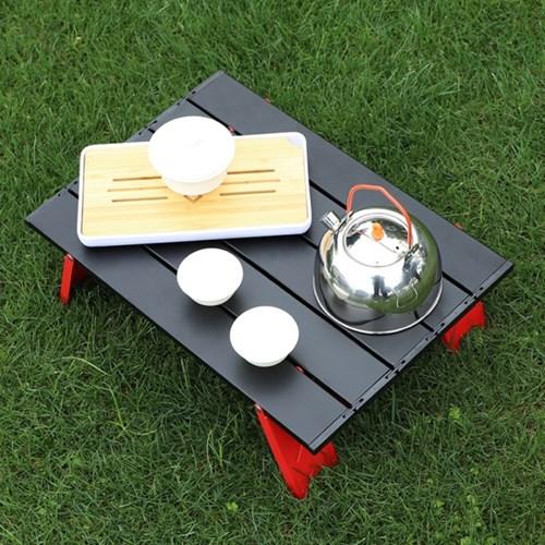 초경량 차박 접이식 폴딩 미니 테이블 휴대용 캠핑