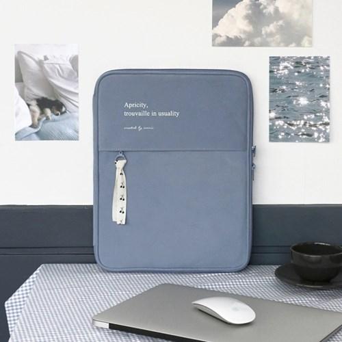 아이코닉 코트니 노트북 파우치 13인치 (아이패드 맥북 프로)