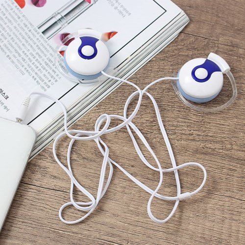 보이스 귀걸이형 이어폰 / 귀에거는 스포츠이어폰