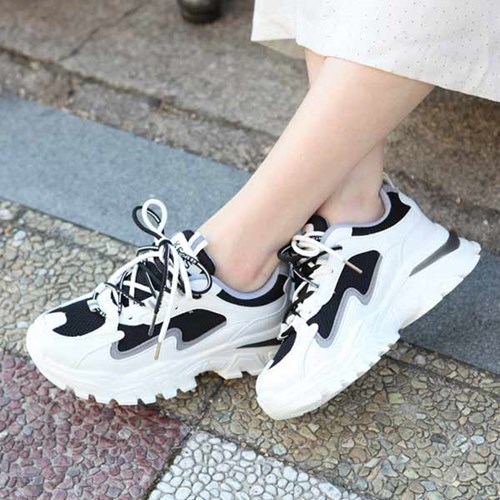 kami et muse Double strap ugly sneakers_KM20w329