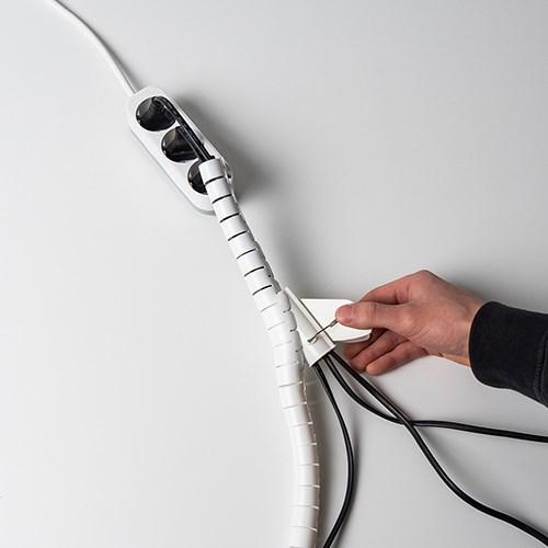 내맘대로 잘라쓰는 뱀줄 전선커버(4M)