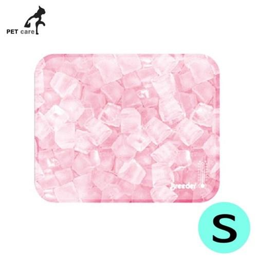 브리더 아이스매트 쿨매트 30cmx40cm S 핑크