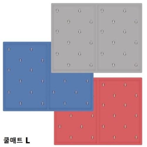 애견방석 마이 리틀 쿨매트 L 1개