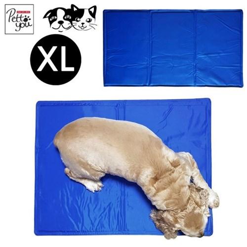 펫투유 우쭈쭈 쿨매트 XL 강아지 매트