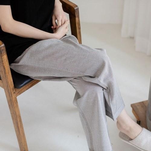 민아 한지모달 잠옷바지(남녀공용)