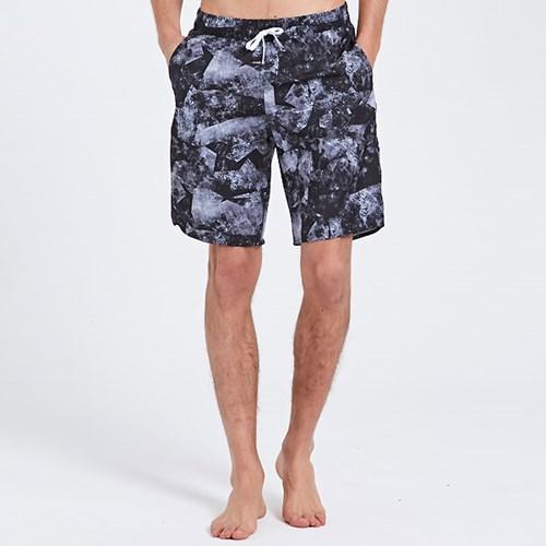 남자 실내 여름 비치웨어 사각 수영복