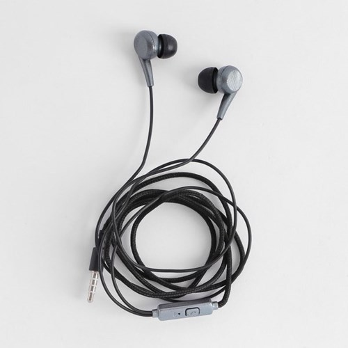 슈퍼 베이스 커널형 이어폰(블랙)/ 무통증 핸즈프리