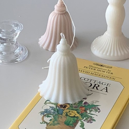 Pleat Candle