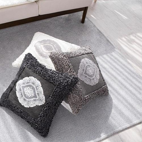 모리슨 쿠션커버+솜포함(50x50cm)