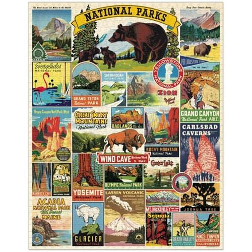 빈티지퍼즐 - National Parks