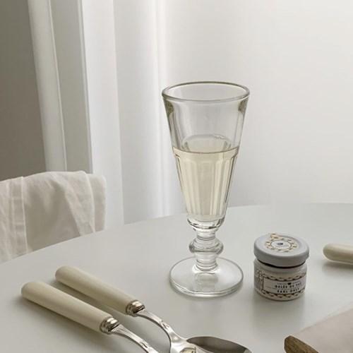 르블랑 프렌치샴페인잔 (와인잔 홈카페 신혼 선물용)