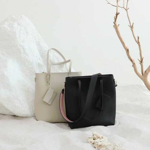D.LAB Rona bag - 2color [쇼퍼백 in 카드지갑]_(1052655)