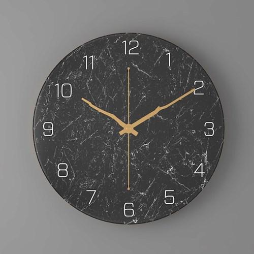 모모튜브 인테리어 무소음 벽 걸이 시계