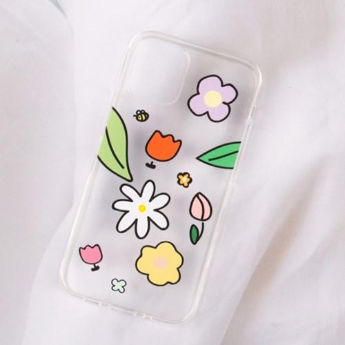 꽃과벌 젤리케이스
