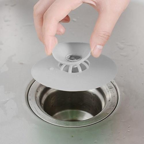 원터치 화장실 욕실 배수구 하수구트랩 유가 하수구냄새