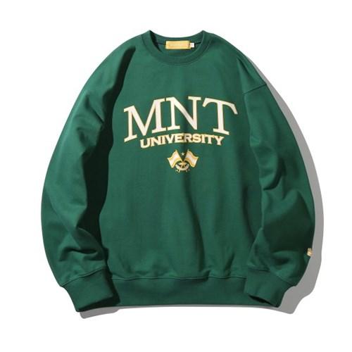 Flag MNT Heavy Sweatshirt(GREEN)