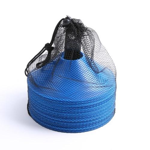 칼라 접시콘 50개입 (블루)
