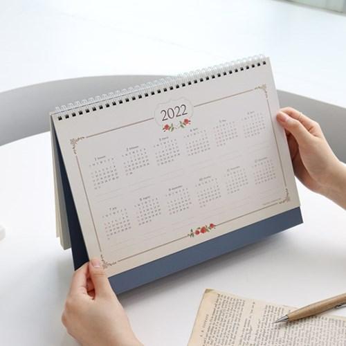 2022 어린왕자 탁상 달력 (날짜형+만년형)