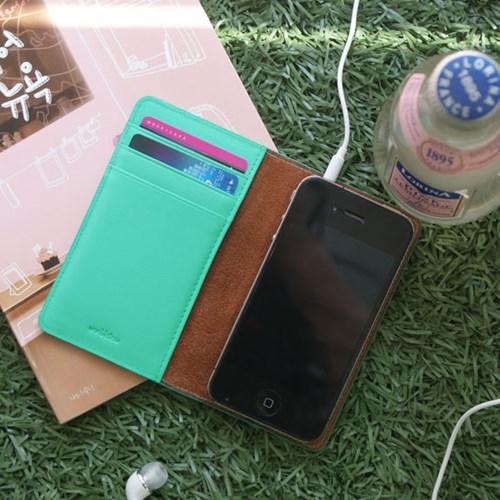 [아이폰4] 데일리이지 클래식 민트