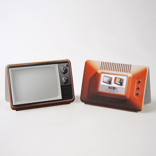 미니앳 흑백티비 Mini at mono TV