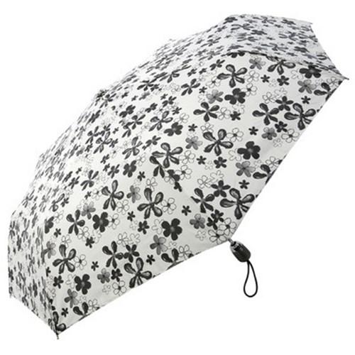 [VOGUE] 보그 3단 자동 우산(양산겸용) - 로맨스데이
