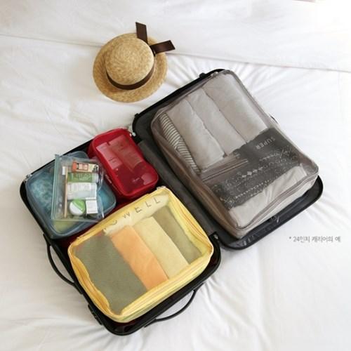 Travel Partition Pouch set