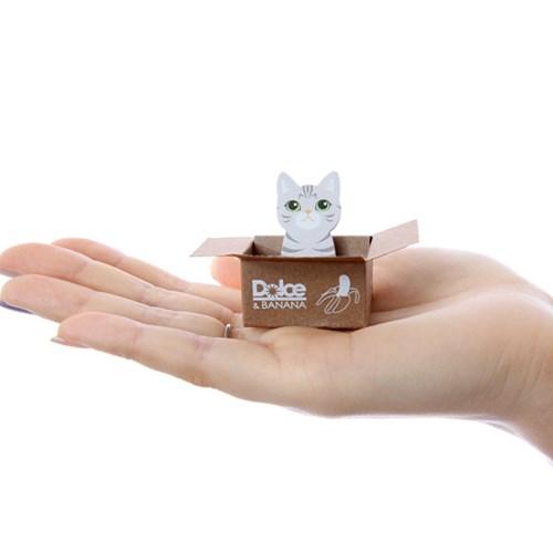 Kitty House-it Set고양이집 메모잇 세트