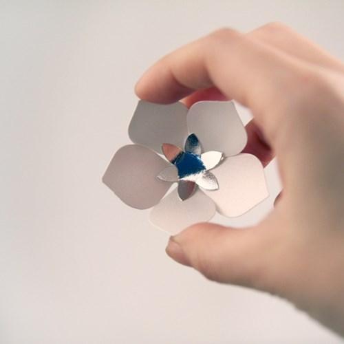 Deco Sticker-바람꽃