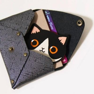 깨지지않는거울-고양이