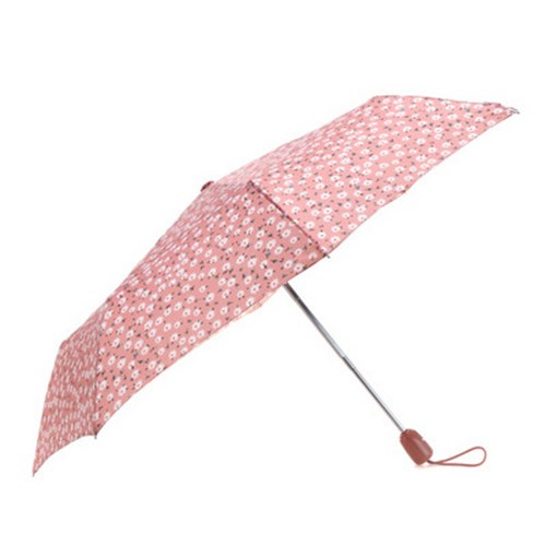 [VOGUE] 보그 3단 자동 우산(양산겸용) - 미니플로랄