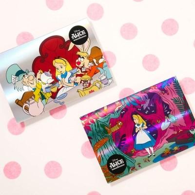 [Disney]Alice_Hologram Post Card_vol2