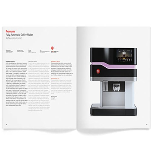 Red Dot Design Yearbook 2016/2017 set (Living + Doing + Working
