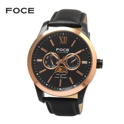 FOCE 포체 MILANO 남성 메탈 손목시계 FM7301 시리즈