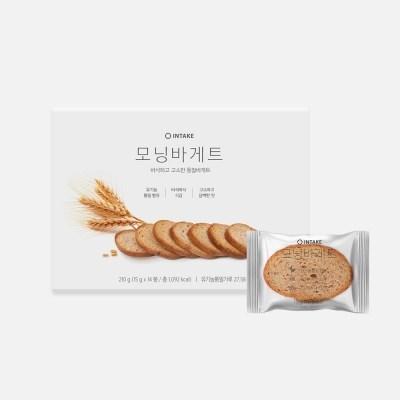 유기농 통밀 모닝바게트 (14봉)